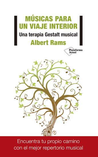 Músicas para un viaje interior - Una terapia Gestalt musical - cover
