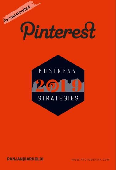 Pinterest Business Strategies 2019 - cover