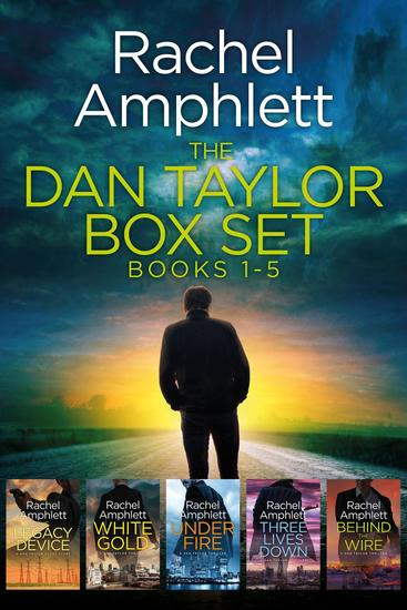 The Dan Taylor Series books 1-5 - Dan Taylor - cover