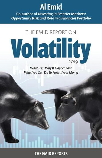 The Emid Report on Volatility 2019 - First of a Series Designed to Help You with You Finances #1 - cover