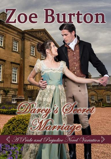 Darcy's Secret Marriage - cover