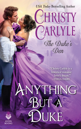 Anything But a Duke - The Duke's Den - cover