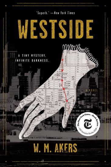 Westside - A Novel - cover