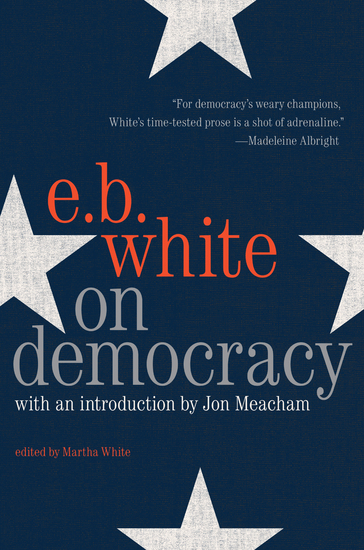 On Democracy - cover