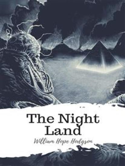 The Night Land - cover
