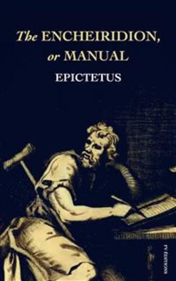 The Encheiridion or Manual - cover