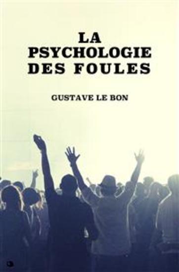 La psychologie des foules - cover