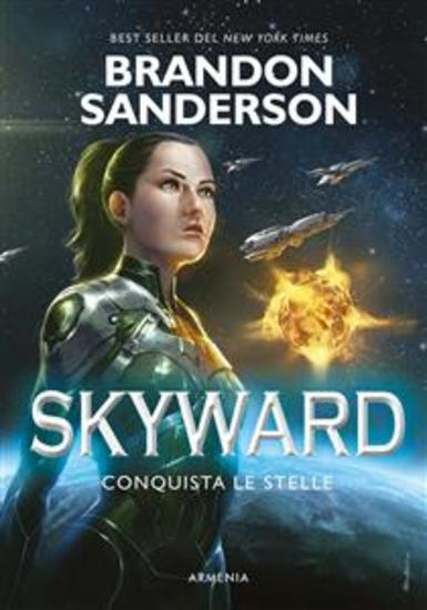 Skyward - Conquista le stelle - cover
