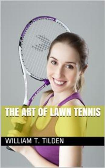 The Art of Lawn Tennis - cover