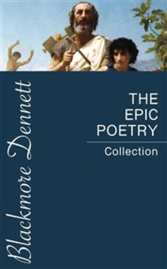 The Epic Poetry Collection - cover