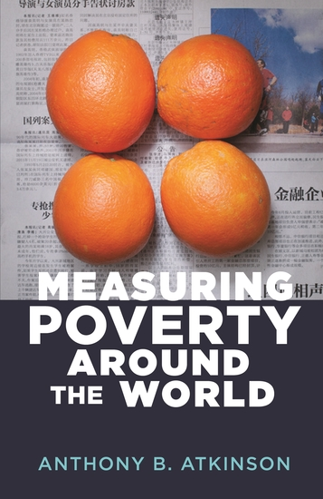 Measuring Poverty around the World - cover