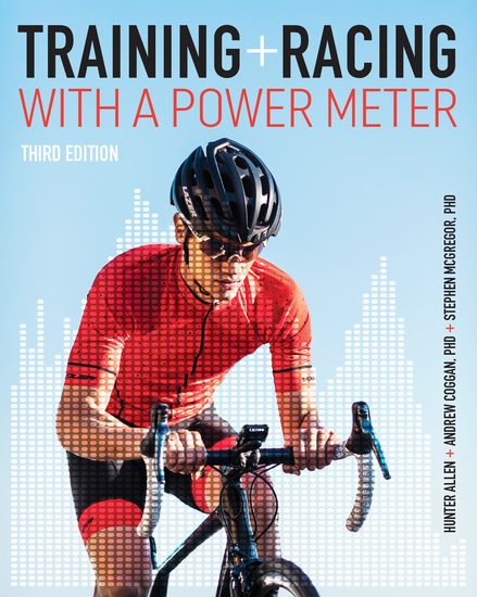 Training and Racing with a Power Meter - cover