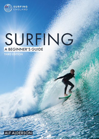 Surfing: A Beginner's Guide - cover