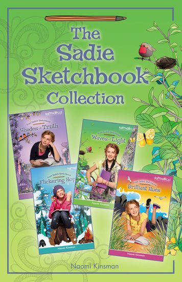 The Sadie Sketchbook Collection - cover