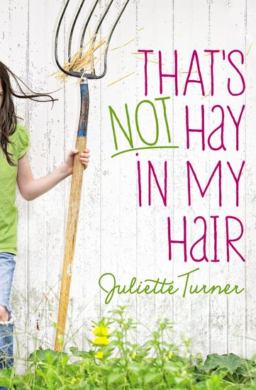 That's Not Hay in My Hair - cover