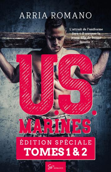 Le temps d'une permission - Plus aucun rempart entre nous - Les deux premiers tomes de la saga de romance US Marines réunis en un volume inédit ! - cover