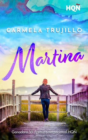 Martina (Ganadora VII Premio Internacional HQÑ) - cover