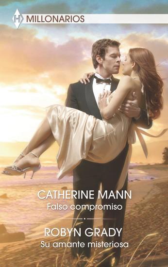Falso compromiso - Su amante misteriosa - cover