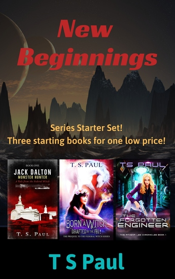 New Beginnings - Series Starter Set - cover