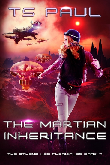 The Martian Inheritance - cover