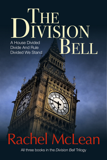 The Division Bell - All three books in the trilogy - cover
