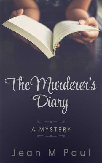 Murderer's Diary - A Mystery - cover