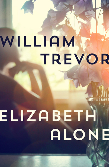 Elizabeth Alone - cover