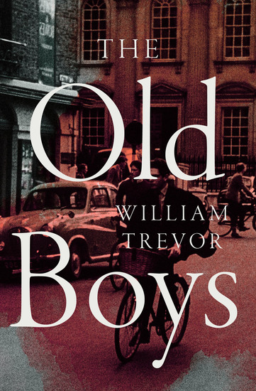 The Old Boys - cover