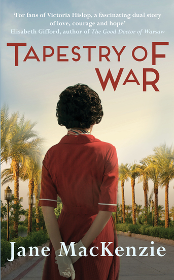 Tapestry of War - cover