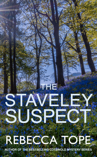 The Staveley Suspect - cover