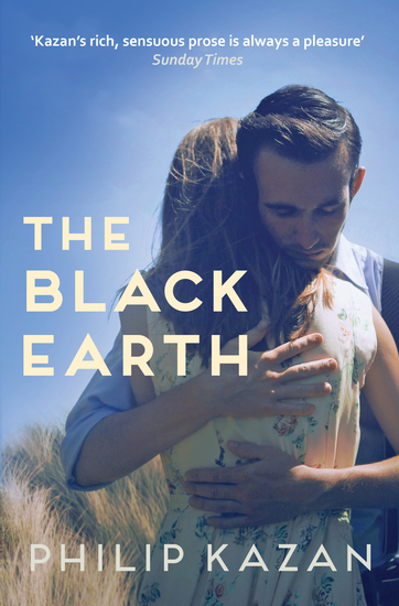 The Black Earth - A poignant story of wartime love and loss - cover