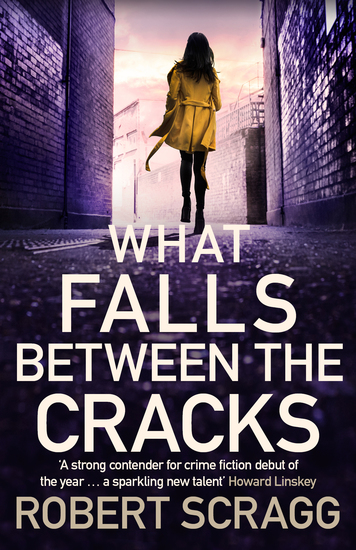 What Falls Between the Cracks - The gripping debut that will have you reading late into the night - cover