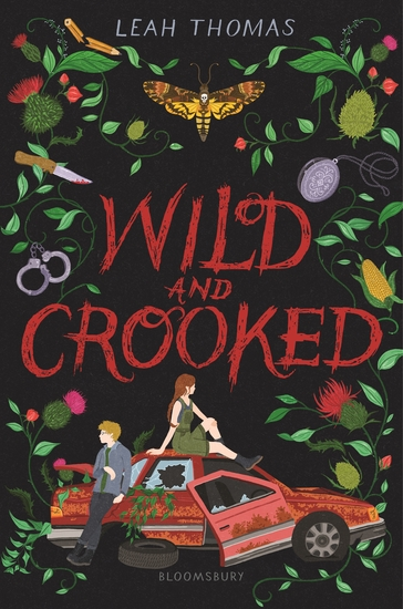 Wild and Crooked - cover