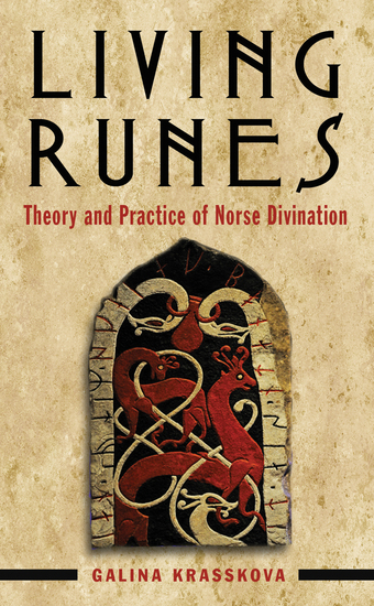 Living Runes - Theory and Practice of Norse Divination - cover