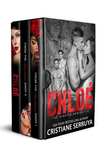 Chloé - The Diaries Series - Books 1-3 - cover
