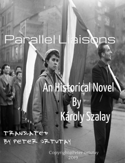 Parallel Liaisons - An Historical Novel By Károly Szalay - cover