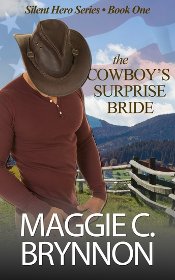 The Cowboy's Surprise Bride - cover