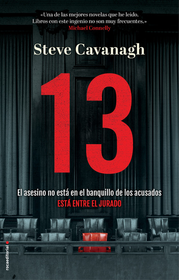13 El asesino no está en el banquillo de los acusados está entre el jurado - cover
