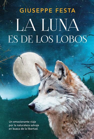 La Luna es de los lobos - cover