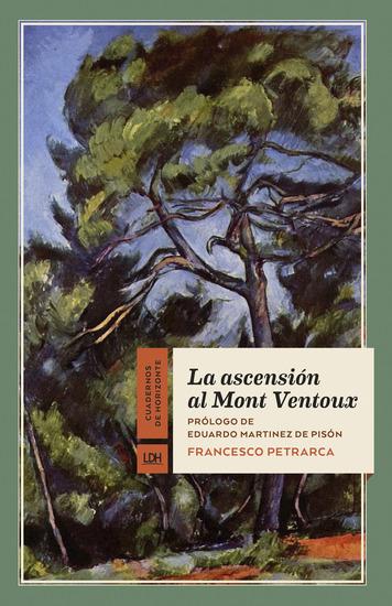 La ascensión al Mont Ventoux - cover
