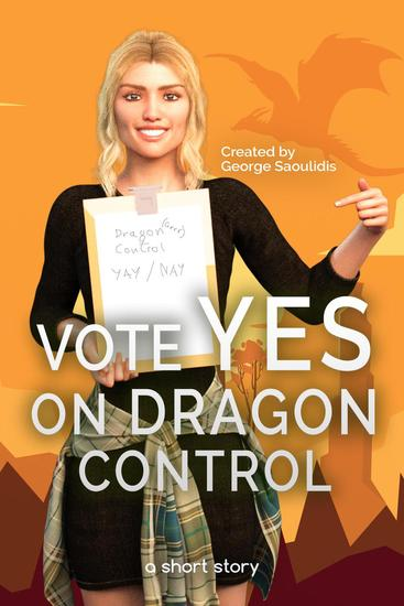 Vote Yes On Dragon Control - cover