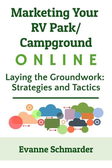 Marketing Your RV Park Campground Online - Modern Marketing for Outdoor Hospitality #1 - cover