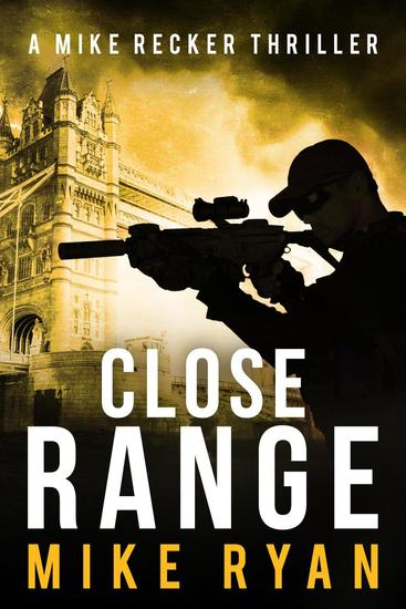 Close Range - The Silencer Series #9 - cover