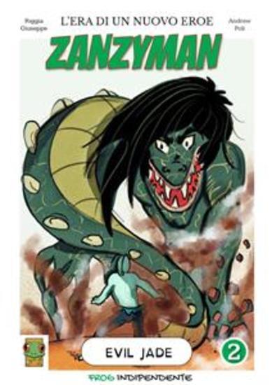 Zanzyman 2 - l'era di un nuovo eroe - cover