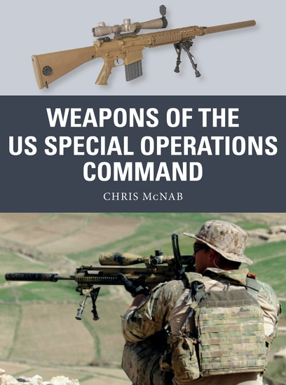 Weapons of the US Special Operations Command - cover