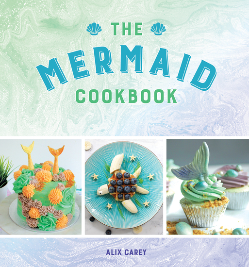 The Mermaid Cookbook - cover