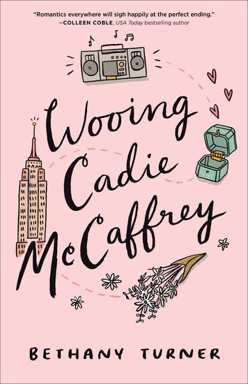 Wooing Cadie McCaffrey - cover