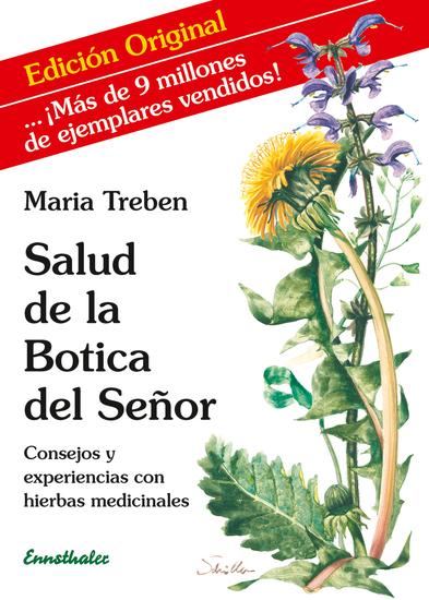 Salud de la Botica del Señor - Consejos y experiencias con hierbas medicinales - cover