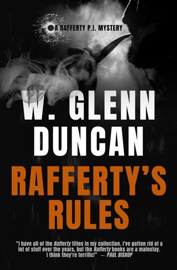 Rafferty's Rules - A Rafferty PI Mystery - cover