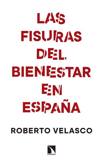 Las fisuras del bienestar en España - cover
